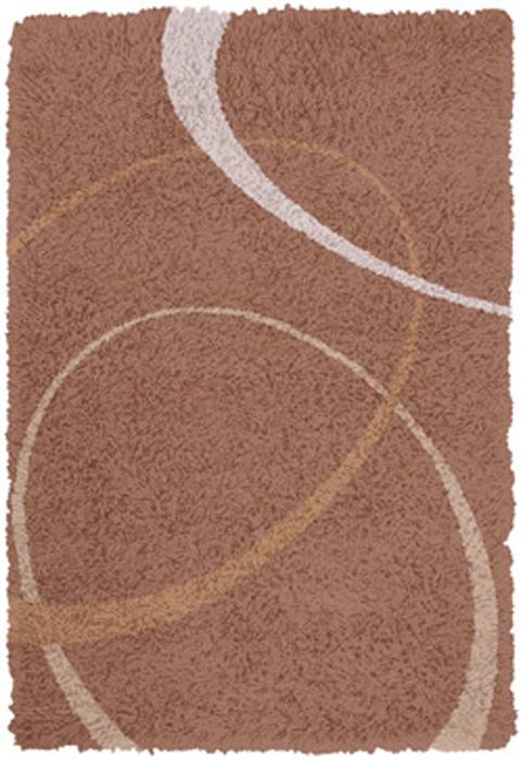 П1403-02ДБД Шаги килим Babylon капучино овали. Размери: 160х230; Размери по поръчка: 140х200; 200х290;